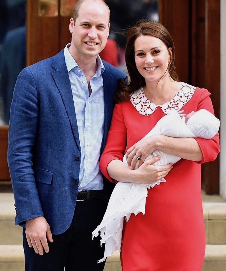Kate Middleton uses hypnobirthing